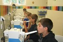 Dětská léčebna v Luhačovicích