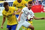 1. FC Slovácko vs FASTAV Zlín. Ilustrační foto
