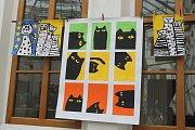 XIV. ročník Mezinárodní výstavy koček na zámku Nový Světlov v Bojkovicích na Uherskohradišťsku.