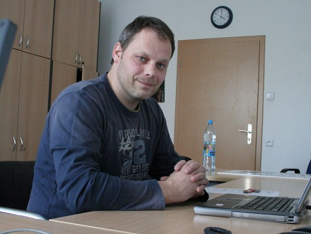 Michal Špendlík.