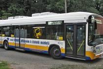 Elektrobus ve Zlíně