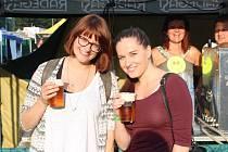 V Lužkovicích se konal devátý ročník pivních slavností
