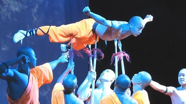 Shaolinští mniši