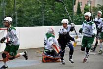 1. liga hokejbalu Malenovice - Svítkov Stars Pardubice