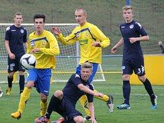Fotbal U19: Zlín – Slovácko