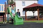 V Újezdu se postarají i o děti přespolních. Rozšířili školku
