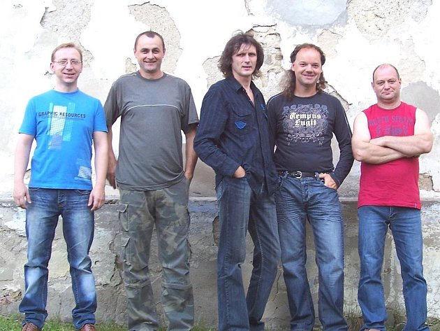 Regionální hudební skupina Akcent.