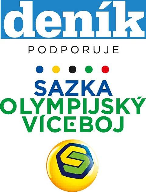 Logo Sazka olympijský víceboj