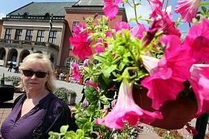 Květinový a farmářský jarmark 2011, Zlín