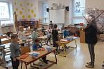 Předškoláčci si vyzkoušeli školku nanečisto