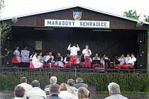 Festival v Sehradicích