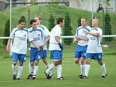 Fotbalisté Spytihněvi.
