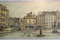 Výstava malíře Josefa Kašpara (1910-1984).