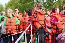Den Salvator přilákal opět stovky dětí