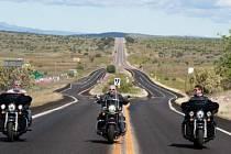 Vášeň Route 66.