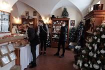 Vánoční výstava v Galerii Mariette ve Vizovicích
