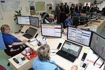 Slavnostní otevření řídícího střediska Zdravotnické záchranné služby Zlínského kraje.