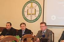 V Holešově otevřeli nové oddělení Útvaru odhalování korupce a finanční kriminality.