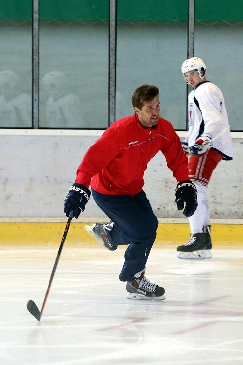 Jaroslav Balaštík trénuje  Filipa Chytila, je i jeho agentem