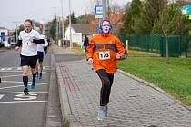 Prosincový běh na 2 míle ve Zlíně