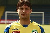 Roman Dobeš, nejlepší střelec fotbalistů Tescoma Zlín.