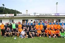 Během sobotního dne proběhly oslavy 90. výročí založení fotbalu v Želechovicích.