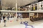 Společnost Cream tak plánuje, že horní patra budovy FABRIKA by mohla nabídnout tři sportovní haly vhodné například pro volejbal, basketbal, házenou či florbal. Vplánech je také kluziště. Na jednom místě by vyrostl shopping mall, food hall a sportovní aré