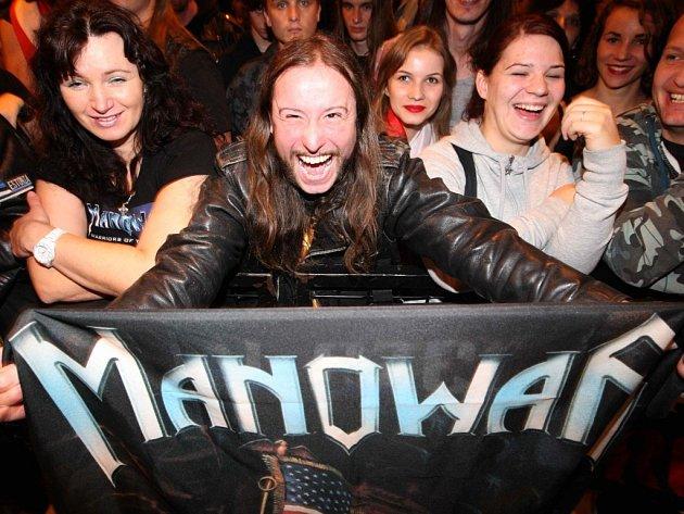 Fanoušci skupiny Manowar
