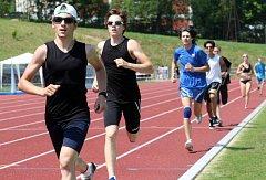 Olympijský běh na 1500m