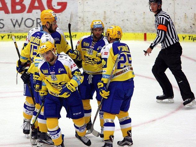 hokej PSG Zlín – HC Olomouc