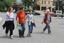 Jubilejního desátého ročníku Běhu naděje se v sobotu 23. června zúčastnilo 130 lidí. Trať mohli běžet, ujít, ujet na kole či koloběžce a nebo třeba i s kočárkem. Všichni zároveň mohli svým finančním darem přispět na výzkum léčby rakoviny.