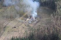 Pyrotechnici a hasiči dokončili záchranné a likvidační práce v prvním ze dvou epicenter výbuchů na konci roku 2014.