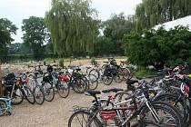 Zahájení provozu na nové cyklostezce u Napajedel