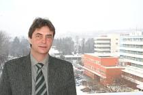 Ředitel Krajské nemocnice Tomáše Bati, Petr Pšikal.