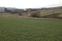 V Drnovicích připravili 12 parcel pro novou výstavbu.