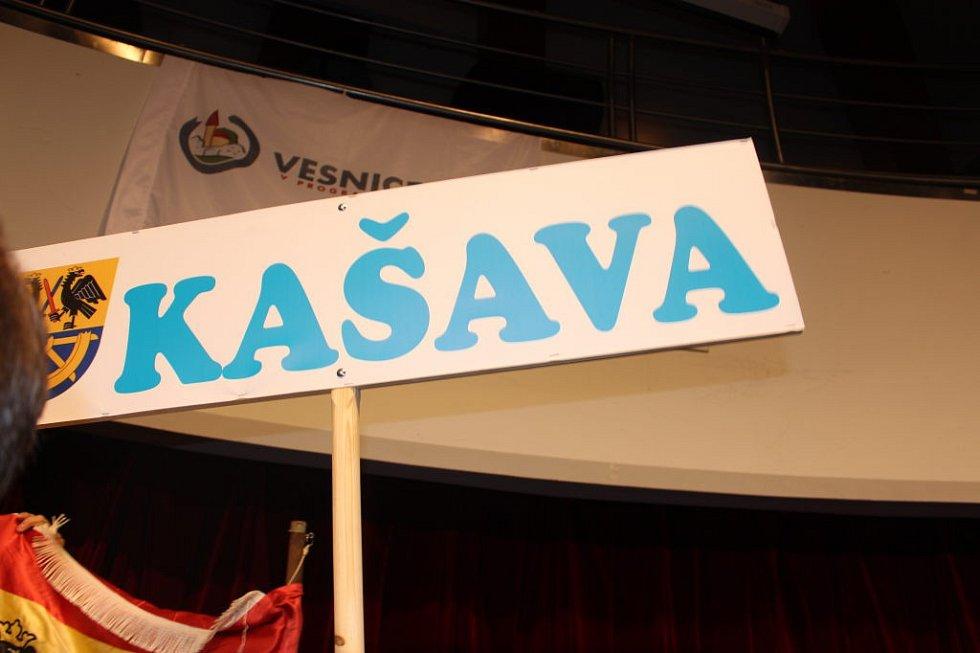 Kašava získala titul Vesnice roku 2016