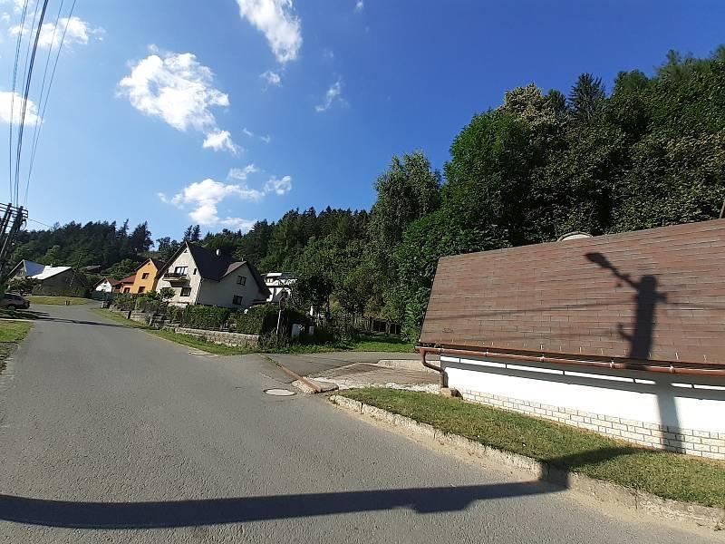 Kateřinice na Vsetínsku, častý cíl houbařů.