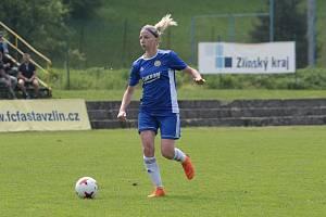 Fotbalistka Zlína Marie Uhlířová ukončila po sezoně aktivní hráčskou kariéru.