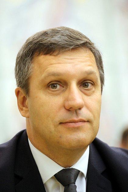 Ustavující zastupitelstvo města Zlína.Pavel Simkovič.