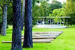 Revitalizace prostor Parku Komenského ve Zlíně