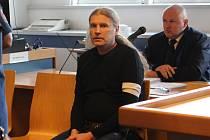 Obžalovaný Petr H. u krajského soudu ve Zlíně