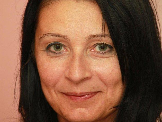 Dětská psycholožka Greta Mikulková.