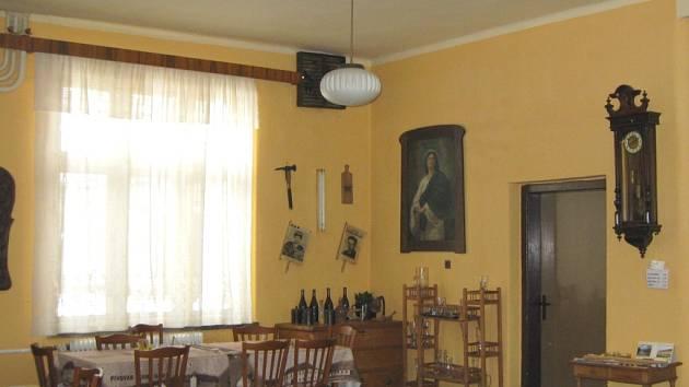 Restaurace U Kubínů.