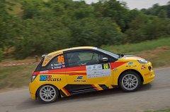 Stále k nezastavení je i po víkendu rallyeový závodník Martin Vopatřil