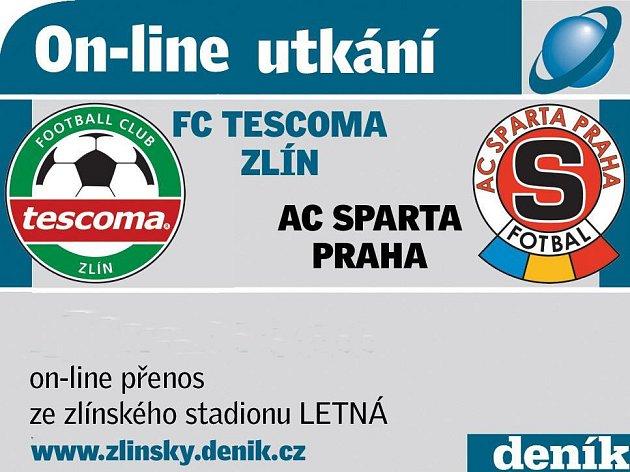 Online Zlín-Sparta