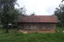 Sušírnu v Kaňovicích zbourali a znovu postavili.