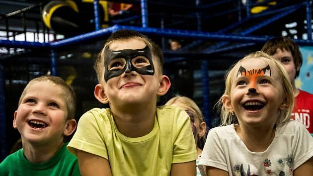 V sobotu 19. října 2019 oslavil Rodinný zábavní park Galaxie ve Zlíně desáté narozeniny. Připravena byla velká oslava.