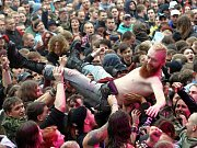 Festival Masters of Rock 2016 ve Vizovicích.