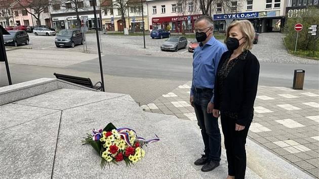 Valašské Klobouky si připomínají výročí 76 let od osvobození.