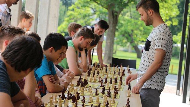 Mistrovství ČR školních družstev v šachu ve Zlíně